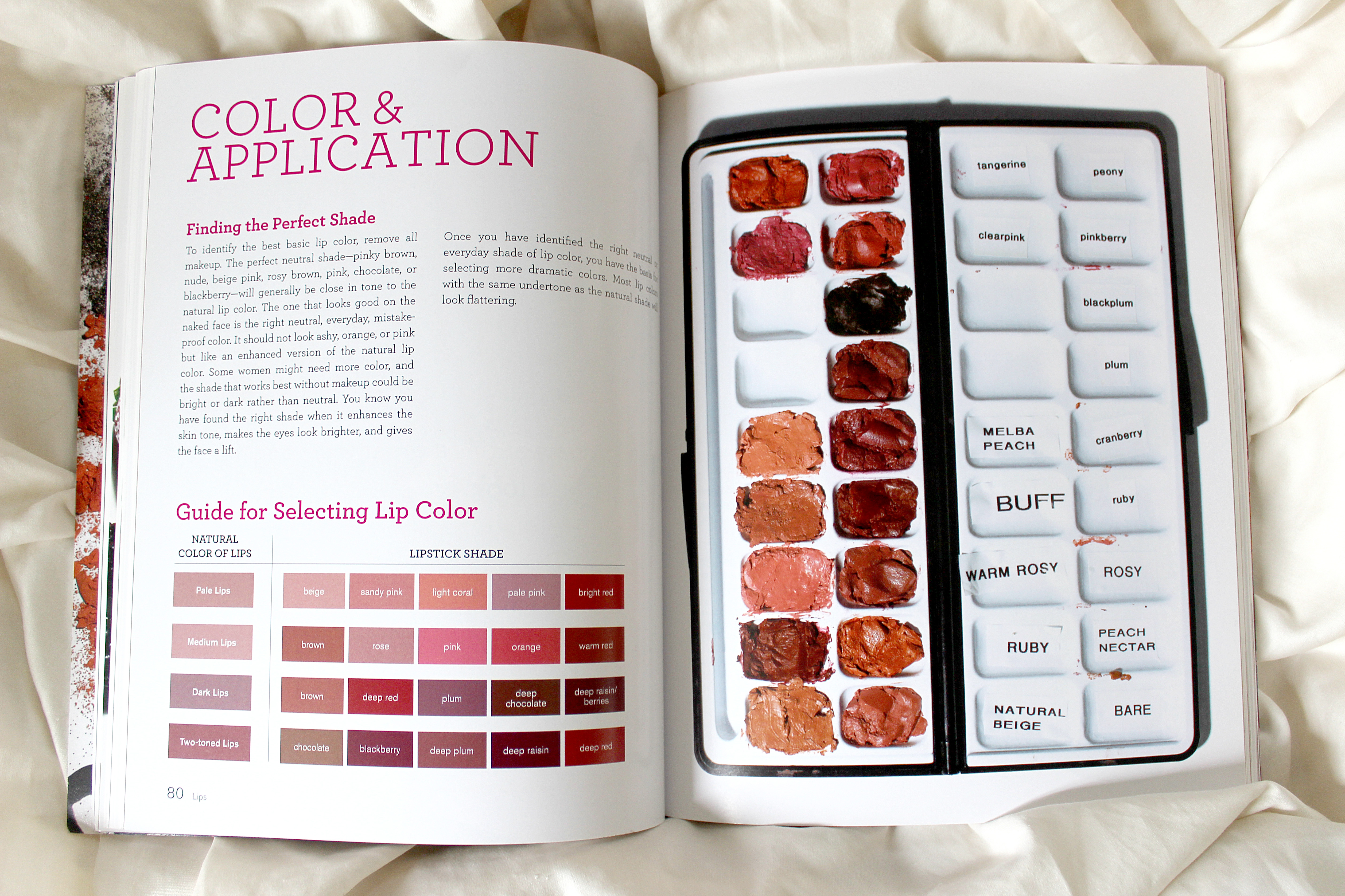 Bobbi Brown Makeup Tutorial Book Makewalls Co