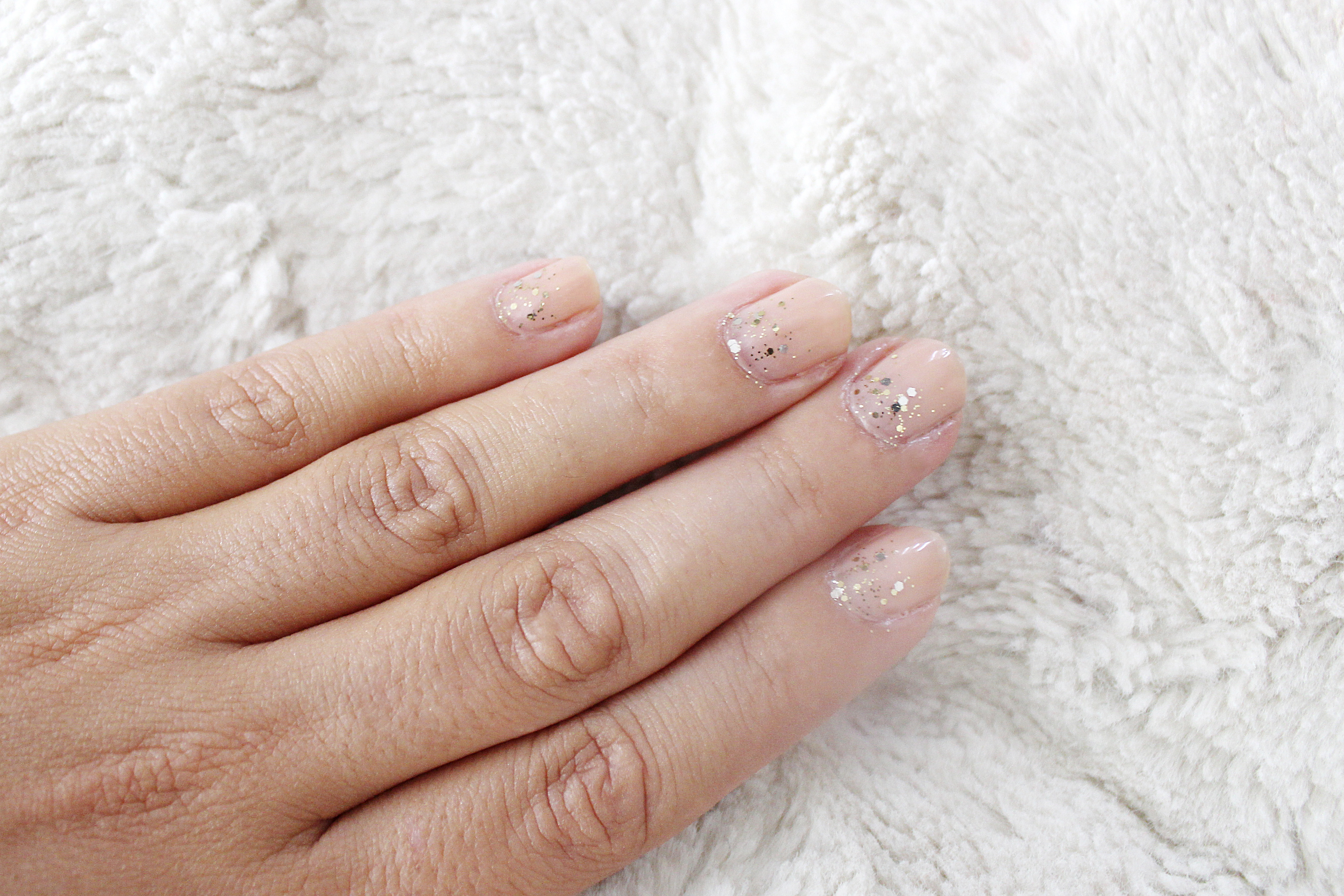 Nail art touch of glitter prinsesfo Images