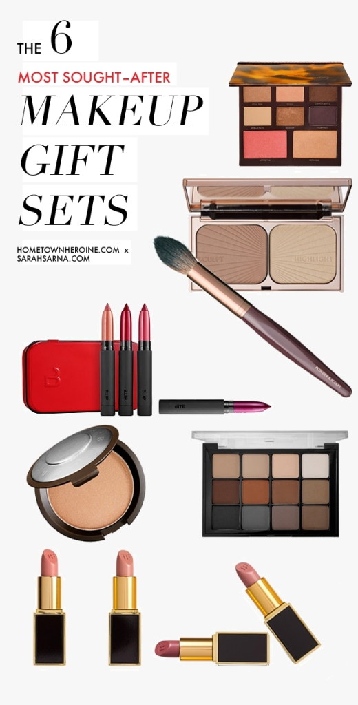 The Six Most Sought After Makeup Gift Sets
